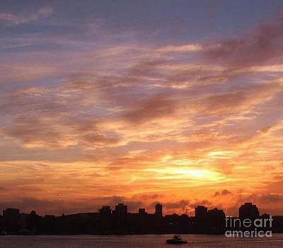 Big Sky Over Halifax Harbour Art Print