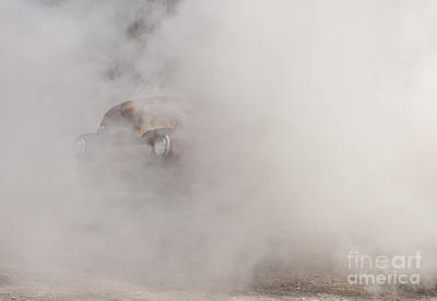Photograph - Big Smoke by Wilma  Birdwell