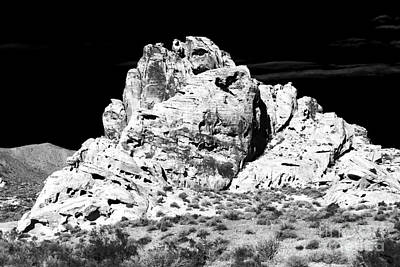 Photograph - Big Stone In The Valley by John Rizzuto