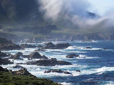Photograph - Big Sur California by Kristina Deane