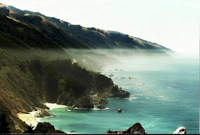 Photograph - Big Sur 2 by John Schneider