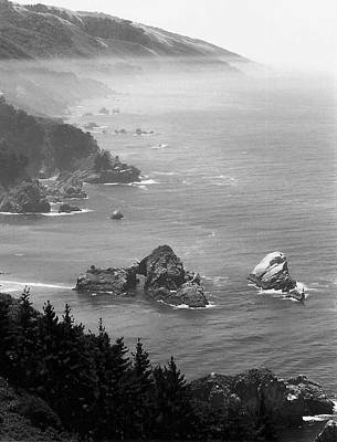 Photograph - Big Sur 4 by John Schneider