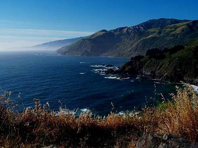 Big Sur Art Print by Christine Drake