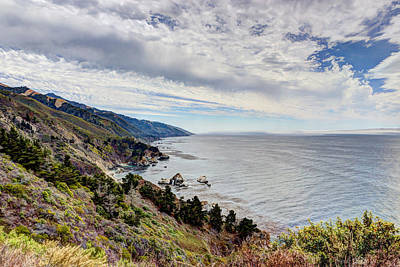 Photograph - Big Sur Coast by Heidi Smith
