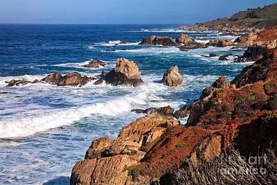 Photograph - Big Sur Coast II by Stuart Gordon