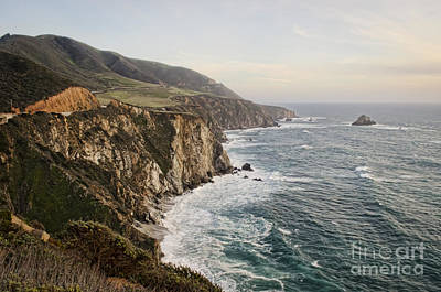 Photograph - Big Sur by Heather Applegate