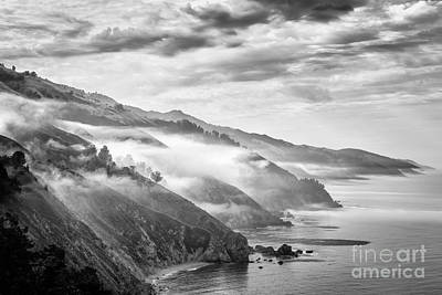 Nature And Landscape Photograph - Big Sur by Jennifer Magallon