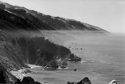 Photograph - Big Sur by John Schneider