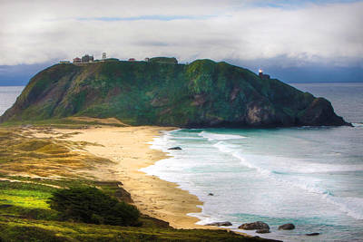 Photograph - Big Sur Light Station by Kandy Hurley