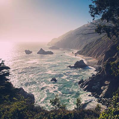 Photograph - Big Sur by Michael Muchnij