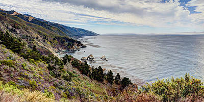 Photograph - Big Sur Serenity  by Heidi Smith