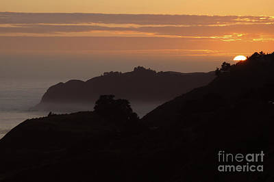 Photograph - Big Sur Sunset by Kathleen Gauthier