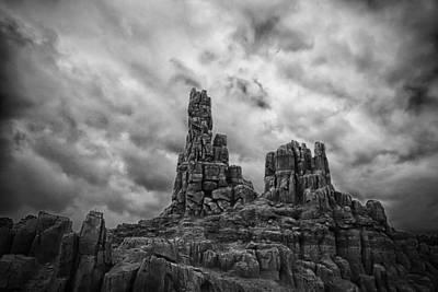 Photograph - Big Thunder by Nicholas Evans
