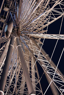 Photograph - Big Wheel by John Schneider