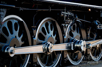 Photograph - Big Wheels - #844 by Vinnie Oakes