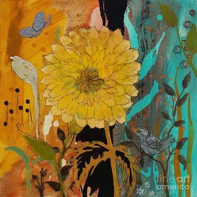Painting - Big Yella by Robin Maria Pedrero