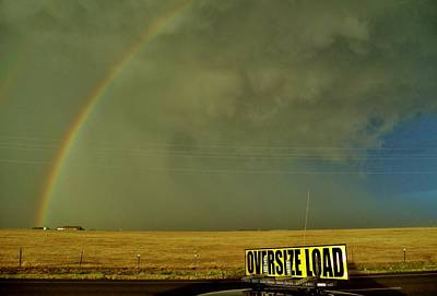 Photograph - Bigger In Texas by Ed Sweeney