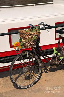 Bike In Amsterdam In Holland Original by Tomas Marek
