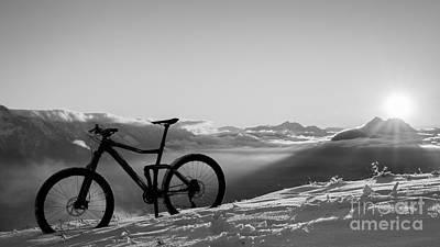 Photograph - Bike by Maurizio Bacciarini