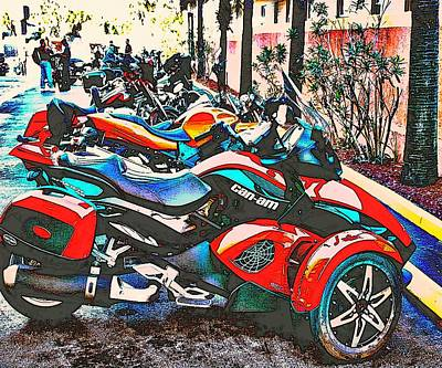 Bike Week Daytona Original
