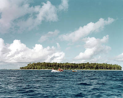 Controversial Photograph - Bikini Atoll by Us Department Of Energy