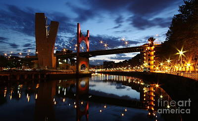 Bilbao 1 Art Print