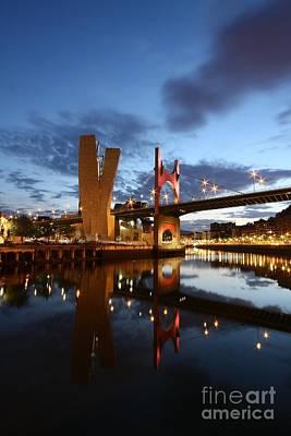 Bilbao 4 Art Print