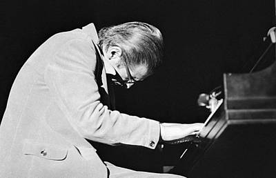 Photograph - Bill Evans by Anthony Reynolds
