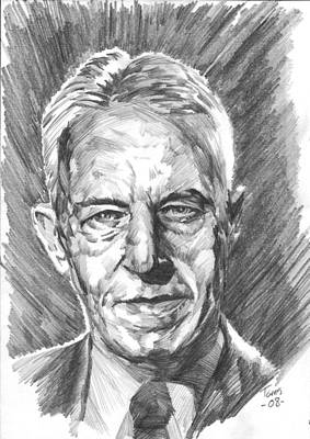 Bill W. Original by Christopher Torres