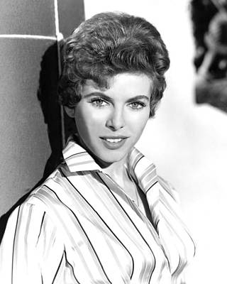 Billie Photograph - Billie Whitelaw by Silver Screen