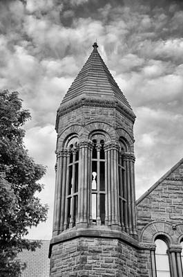 Photograph - Billings Library  7d09270 by Guy Whiteley