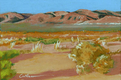 Painting - Billy Boy Territory by Diane Cutter