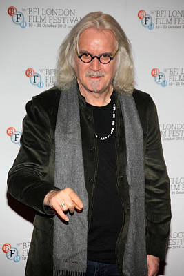 Jez Self Photograph - Billy Connolly 1 by Jez C Self