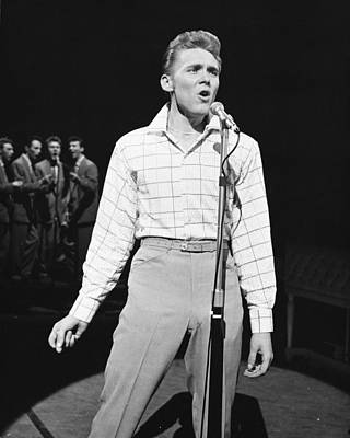 Billy Photograph - Billy Fury by Silver Screen