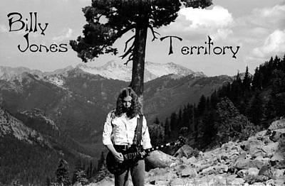 Photograph - Billy Jones Territory #1 by Ben Upham