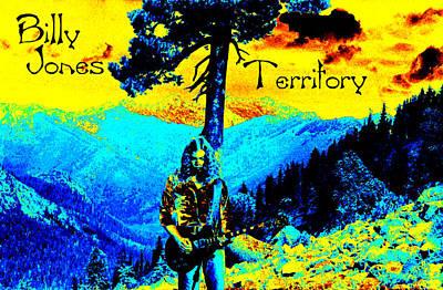 Photograph - Billy Jones Territory #3 by Ben Upham