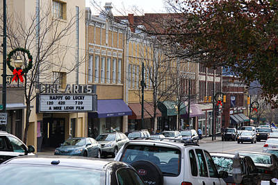 Photograph - Biltmore Avenue Asheville by Melinda Fawver