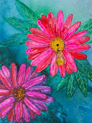 Painting - Biltmore Busy Bee by Patricia Beebe