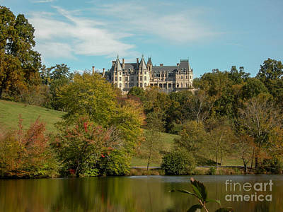 Photograph - Biltmore By The Lake by Dale Powell