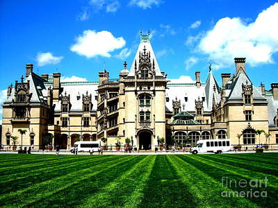 Photograph - Biltmore by Darrin Diaz