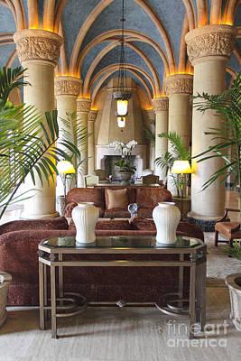 Photograph - Biltmore Hotel Series 04 by Carlos Diaz
