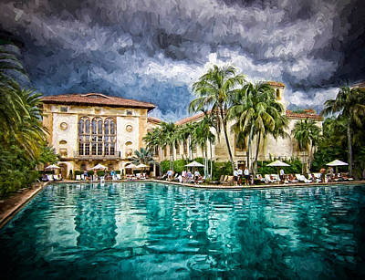 Photograph - Biltmore Hotel by Bill Howard