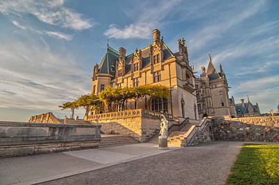 Biltmore Sunset Art Print by Donnie Smith