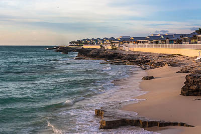 Photograph - Bimini Bay Resort Beach by Ed Gleichman