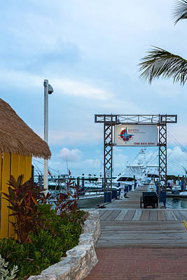 Photograph - Bimini Guy Harvey Outpost by Ed Gleichman