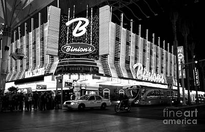 Photograph - Binion's by Chiara Corsaro