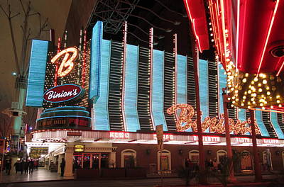 Photograph - Binions by Kay Novy