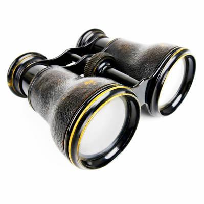Backgrounds Photograph - Binoculars by Chevy Fleet