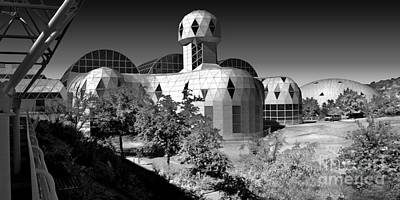 Photograph - Biosphere 2 by Gregory Dyer