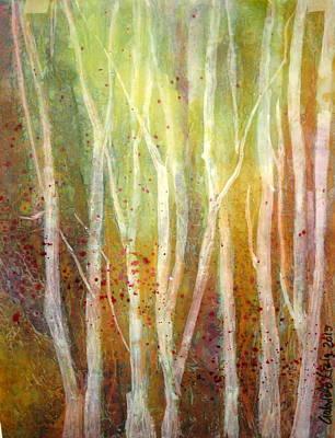 Birch Forest 2 Original